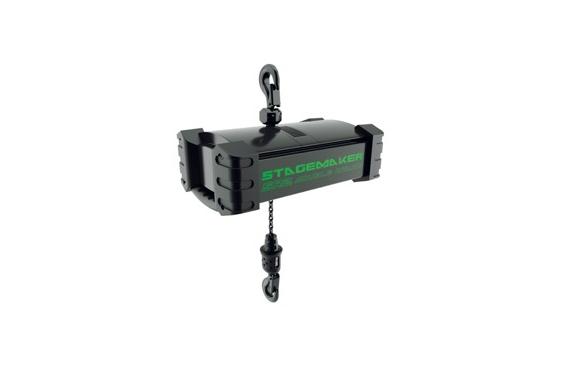VERLINDE - Palan de levage Stagemaker SR2 - Double Frein - 20m de chaîne - 8m/min - 160kg (Neuf)
