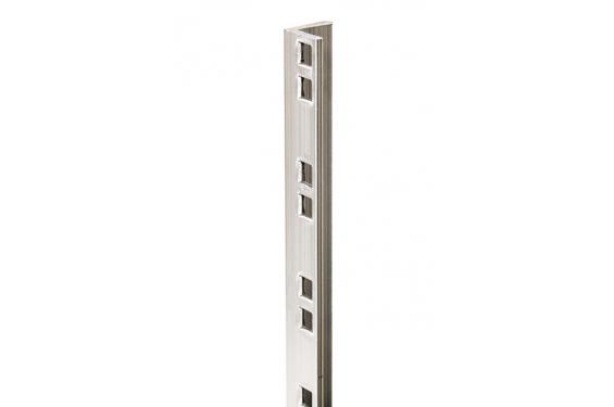 """ADAM HALL - Profilé rails de rack 19"""" aluminium - Vendu au mètre (Neuf)"""