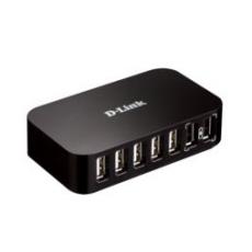 D-LINK - Hub USB 2.0 amplifié - 7 ports  (Neuf)