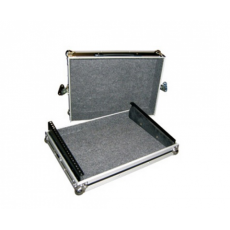 "ROAD READY - Flight-case 19"" 8U pour console (Neuf)"
