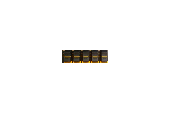 AVOLITES - Bouton noir orange pour console GMA2 light  (Neuf)