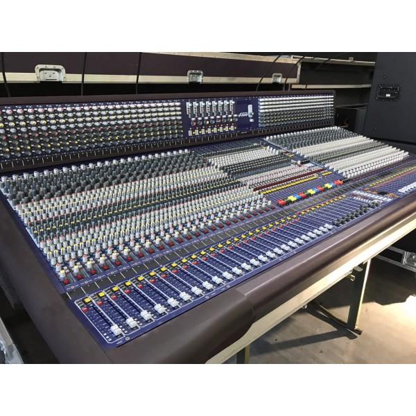 midas set complet table de mixage analogique h ritage 4000 livr e en flight case occasion. Black Bedroom Furniture Sets. Home Design Ideas