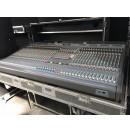 MIDAS - Table de mixage analogique son XL3 40/16/2 - 2 x PSU + Flight case (Occasion)