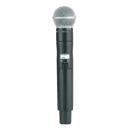 SHURE -  Micro à main HF sans fil SM58 pour système ULXD - Fréquence G51 (Neuf)