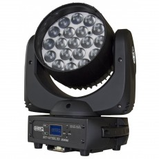 BRITEQ - Lyre Wash à Led BT W19L10 Zoom (Neuf)
