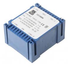 Transformateur pour circuit imprimé, Montage sur CI (Neuf)