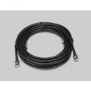 SHURE - Cable Coaxial UA825 pour rallonge d'antenne RG8X- Longueur 7,5m - 50ohms (Neuf)