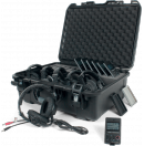 WILLIAMS SOUND - Kit Intercom Pro sans fil - COM6PRO (Neuf)