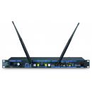 ALTAIR - Station Intercom HF pour 8 postes ceintures HF et 20 postes en filaires - 2 canaux - Haute définition (Neuf)
