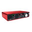 FOCUSRITE - Scarlett 2i4 2nd génération - Interface audio 2 entrées 4 sorties (Neuf)