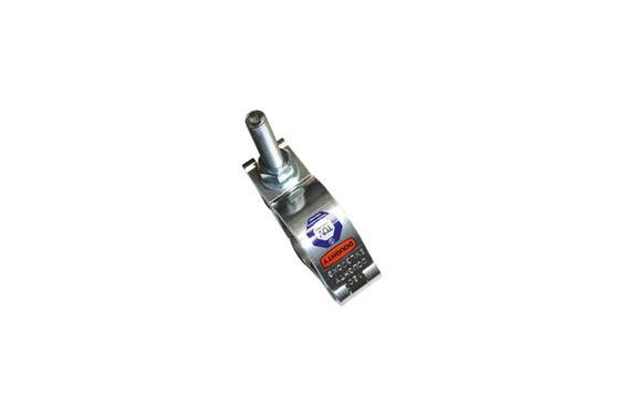 ASD - Collier aluminium pour tube de 50mm, charge 300Kg (Neuf)