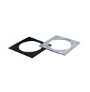 SHOWTEC - Porte filtre pour projecteur Par 64 - Chrome (Neuf)