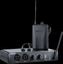 SHURE - Kit complet PSM200 avec émetteur + récepteur + écouteurs SE112  (Neuf)
