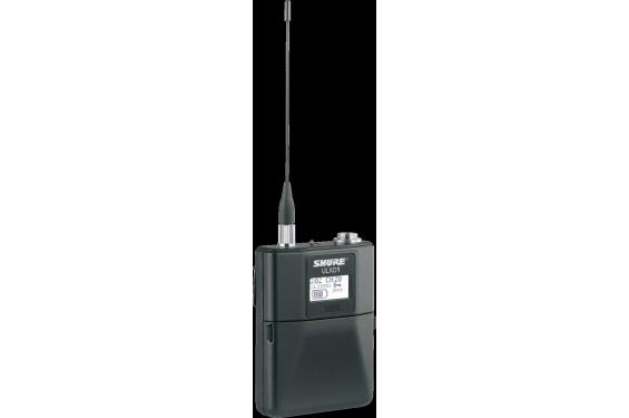 SHURE - Emetteur ceinture TA4F - ULXD1 - G51 - 470-534 MHz (Neuf)