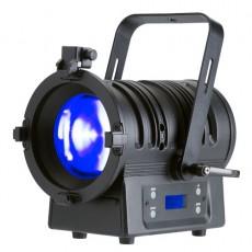 BRITEQ - Projecteur PC à Led 60W QC avec Zoom - SFX-PC60QCb - Noir (Neuf)