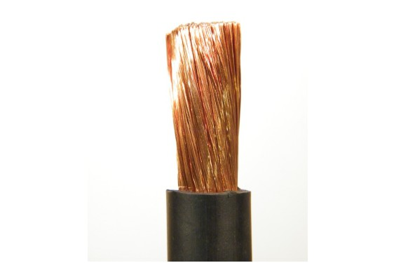 TITANEX - Câble souple 1G70 HO7RNF noir - vendu au mètre (Neuf)