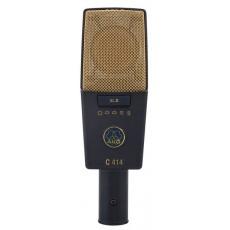 AKG - Microphone de studio statique à directivité variable C414 XLS II (Neuf)