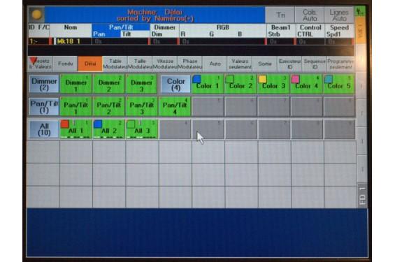 MA LIGHTING - Ecran TFT 10.4 pour grandMA  (Neuf)