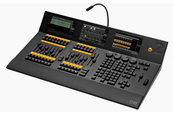 MA LIGHTING - Console lumière DOT2 XL Faders (Occasion)