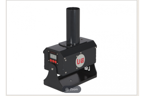 UNIVERSAL EFFECTS - Canon à CO2 Mini stage Narrow DMX (Neuf)