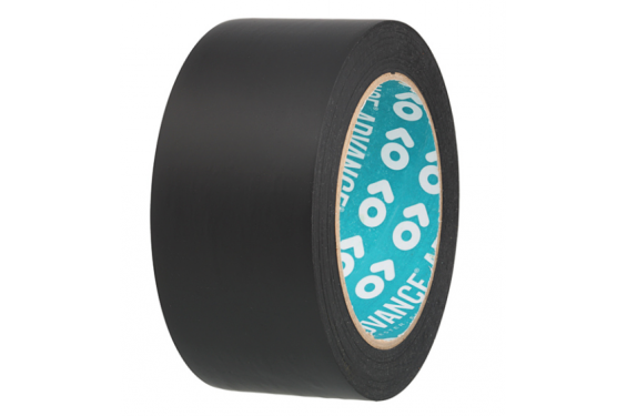 Advance Tape Tapis De Danse At5 Pvc Noir 50mm X 33m Neuf Jsfrance