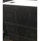 JBL - Caisson de grave VT4882 livré avec planche à roulettes et housse (Occasion)
