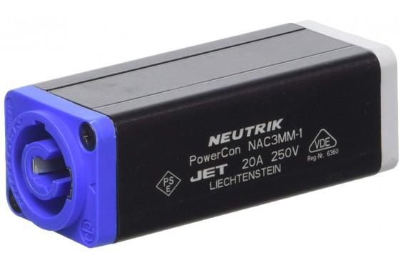 NEUTRIK - Adaptateur powerCON NAC3MM1 (Neuf)