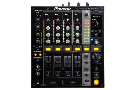 Pioneer Djm 700k Digital Dj Mixer Black New Jsfrance