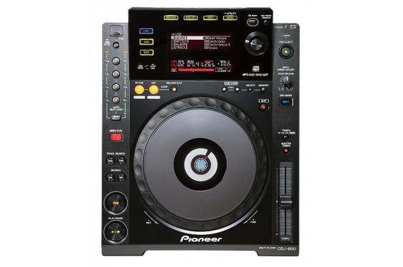 PIONEER - CDJ-900 Professionnal Multi Player (New)