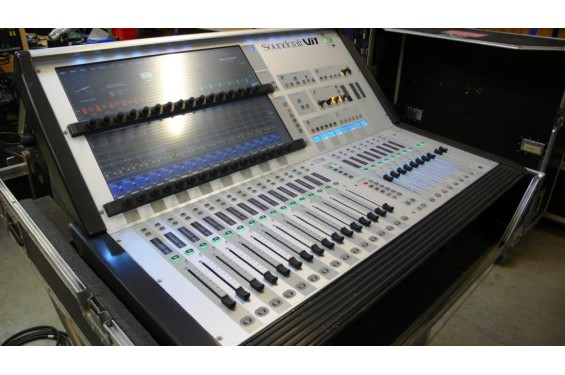 Soundcraft Si Expression 1 Digital Audio Mixing New Jsfrance