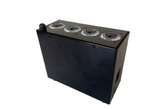 projecteur led de d coration sur batterie 40w rgbwa et. Black Bedroom Furniture Sets. Home Design Ideas