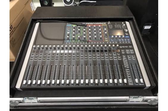 soundcraft table de mixage si performer 2 livr e en. Black Bedroom Furniture Sets. Home Design Ideas